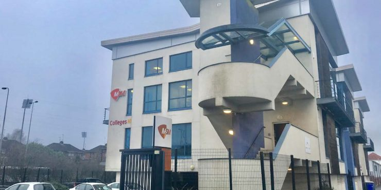 Hawthorn Office Park, 39A Stockmans Way, Belfast