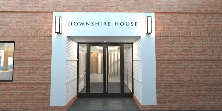 Downshire House, Downshire Place, Belfast