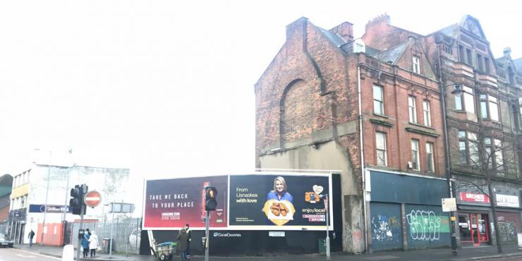 150/152 North Street, Winetavern Street, Belfast