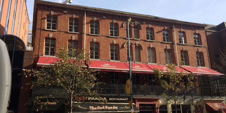 3rd Floor, Andras House, 60 Great Victoria Street, Belfast