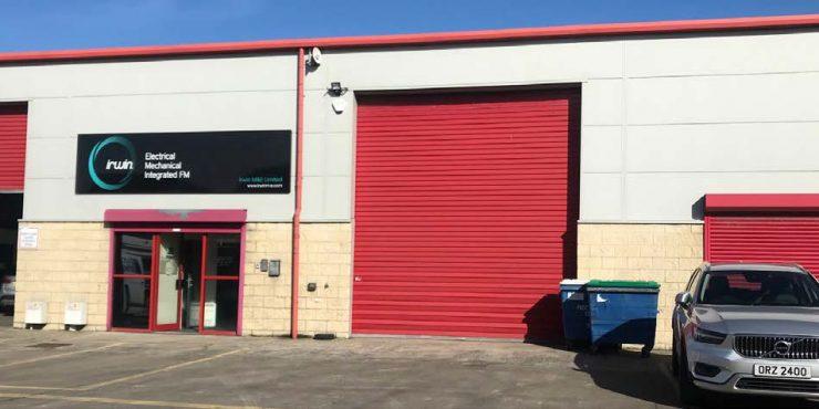 Unit 14, 48 North, 48 Duncrue Street, Belfast, BT3 9AR